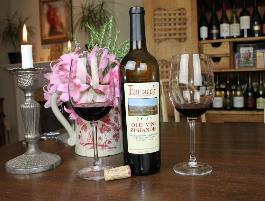 Fanucchi Old Vine Zinfandel