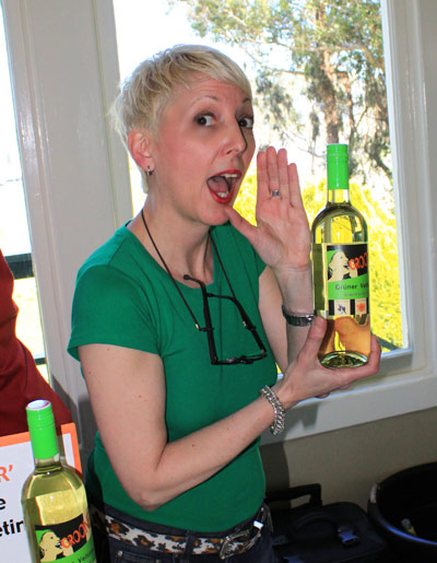 Grooner Wein Toni