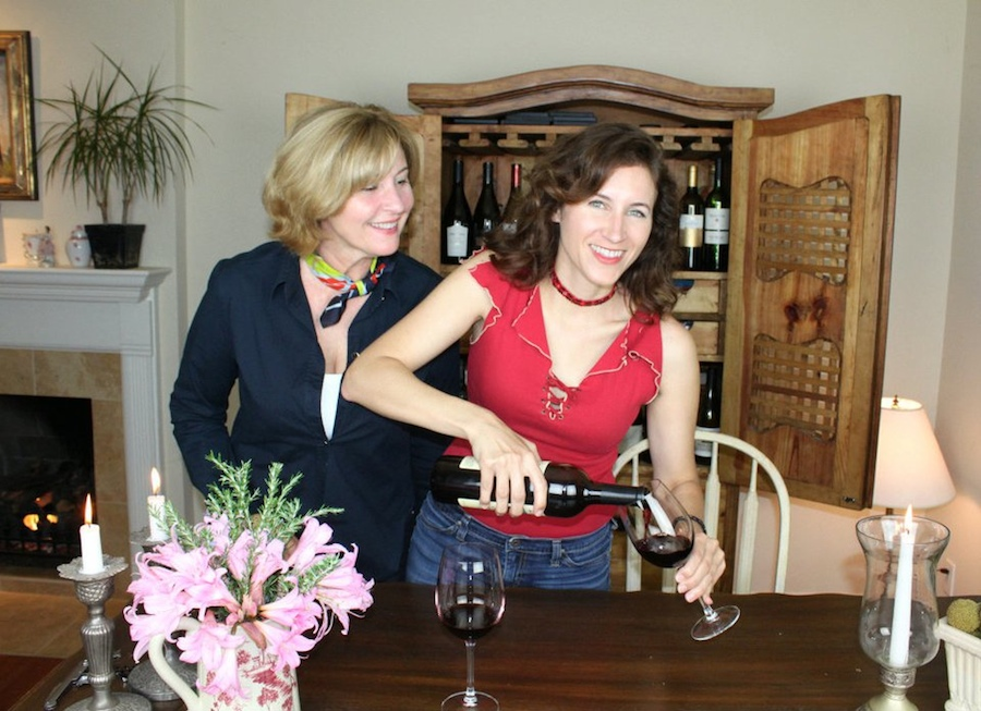 Fanucchi Old Vine Zinfandel Judit Corina