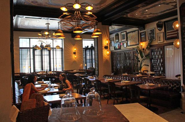 Roosevelt Hotel Restaurant