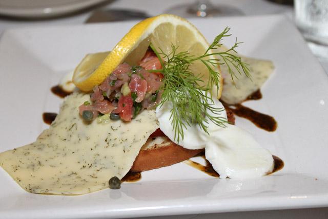 Andersens Restaurant Dinner
