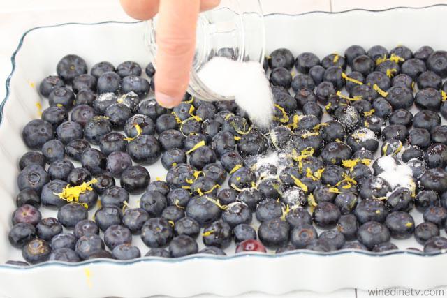blueberry sugar