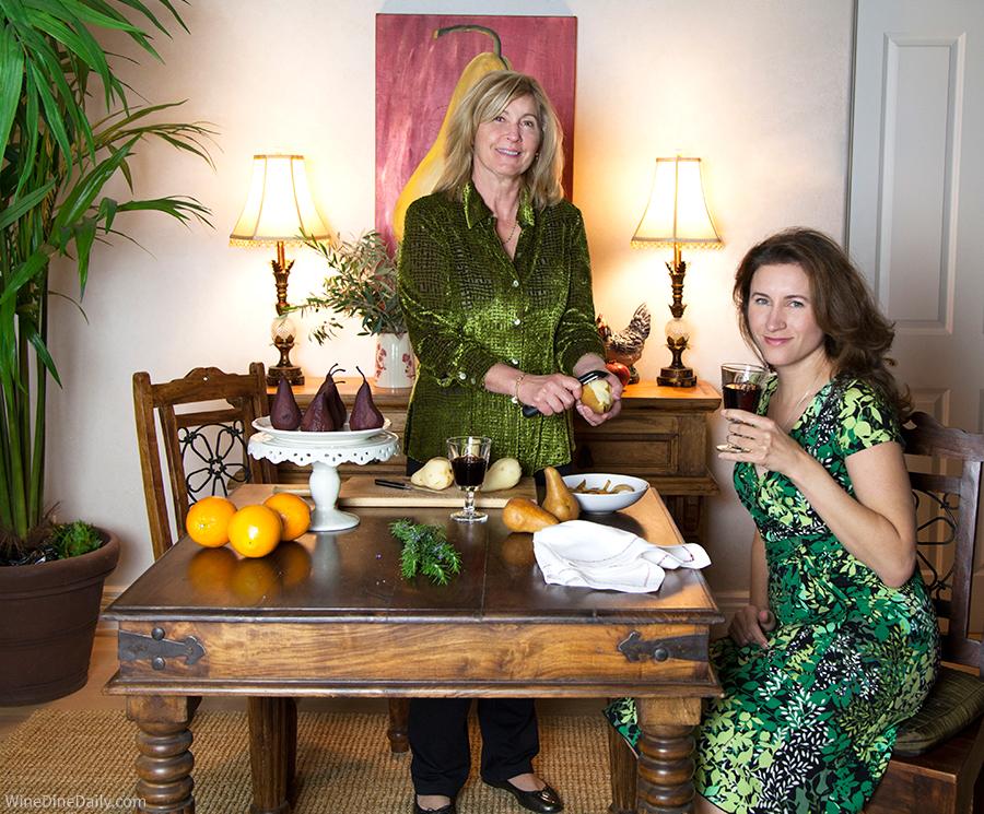 Judit Corina Wine Dine Daily