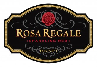 Rosa Regale Label
