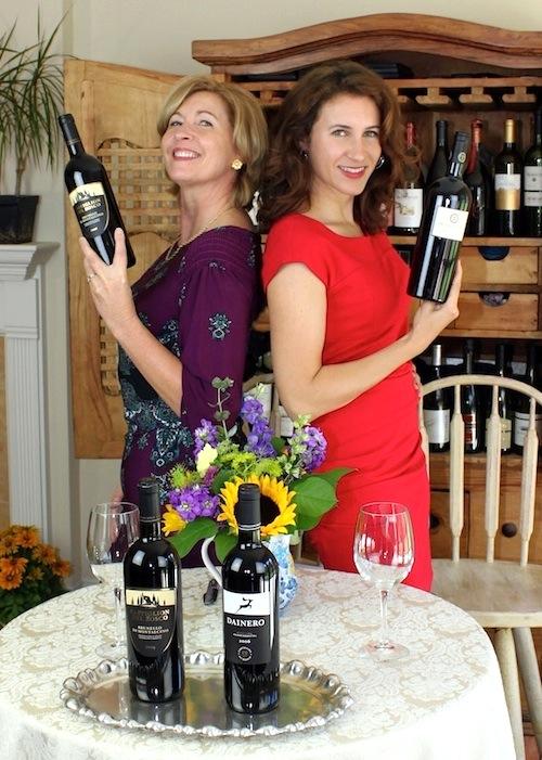 Ferragamo wine Judit Corina