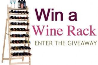 Wine Rack Win Giveaway