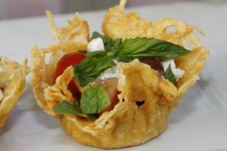 Parmesan Basket Video Recipe