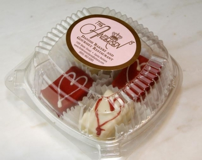 Petite Fours in Box