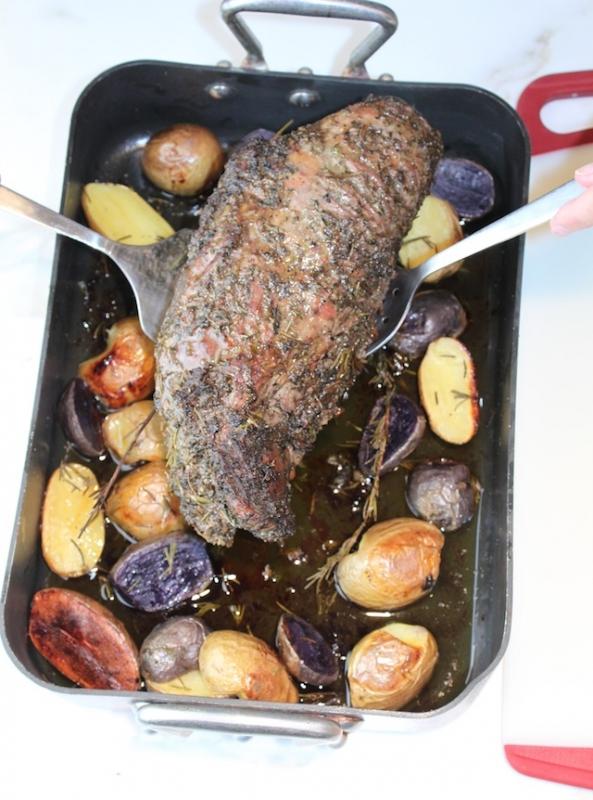 Guy Fieri Beef Roast