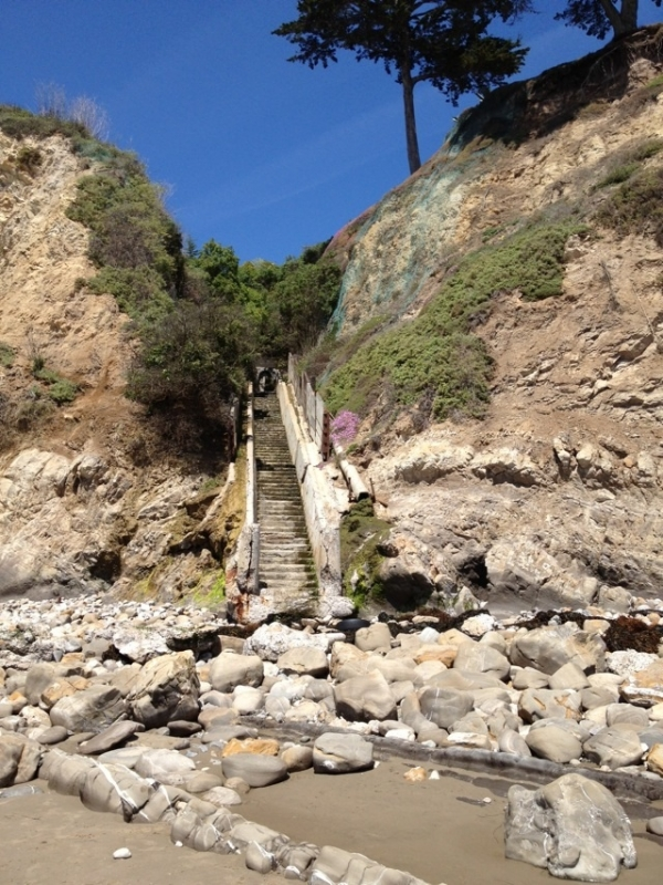 Beach Santa Barabra