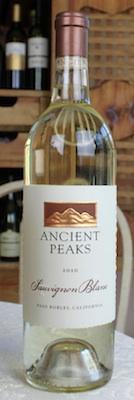 Anicent Peaks Sauvignon Blanc