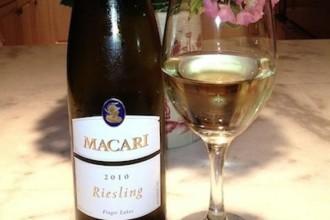 Macari Riesling