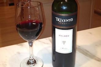 Trivento Reserve Malbec from Mendoza