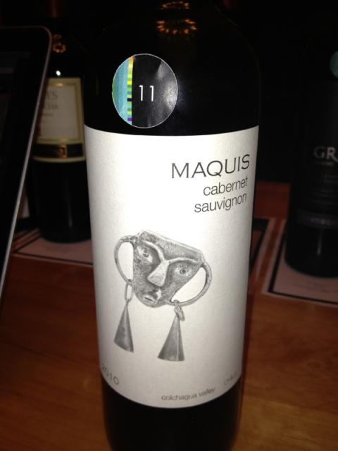 Maquis Cabernet Sauvignon