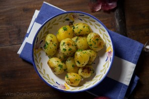 Chardonnay Potatoes