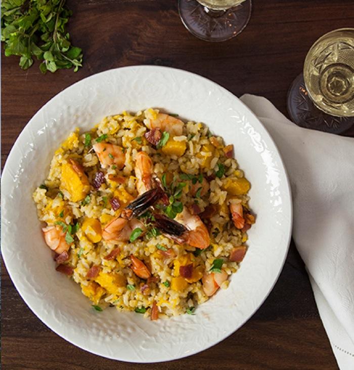 risotto-shrimp-chardonnay-winedine