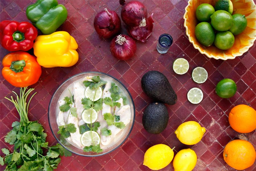 Fajita recipe ingredients