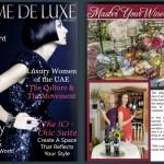 Femme De Luxe Magazine