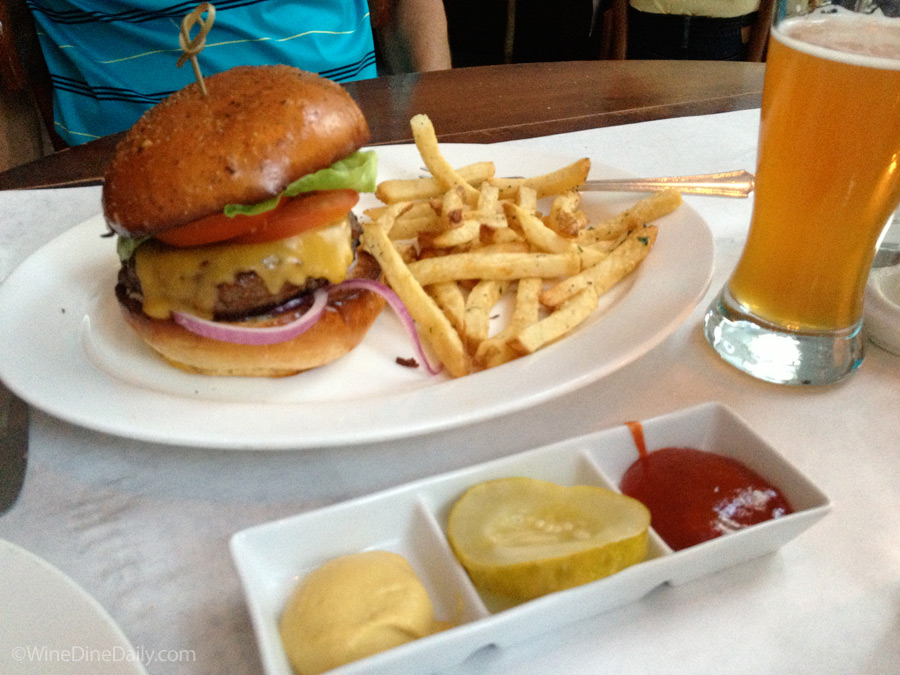 Bottega Louie Kobe Burger