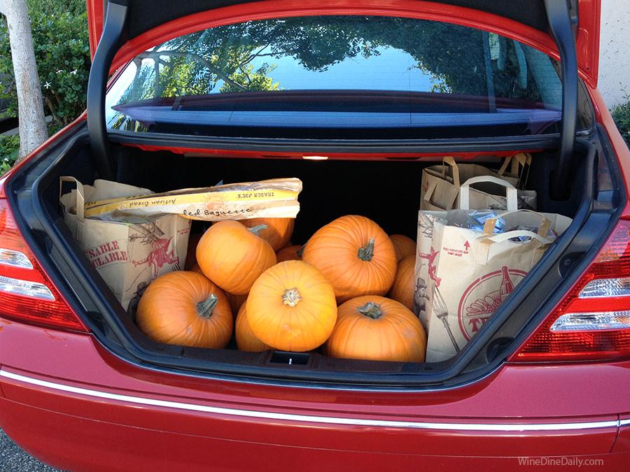 Pumpkin Trunk