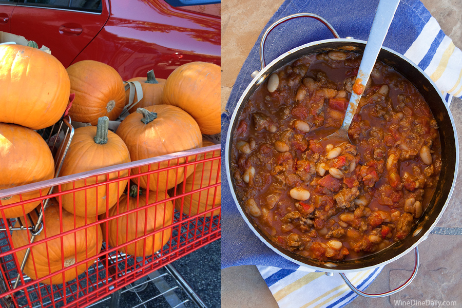 Pumpkins Shop Trader Joes Chili