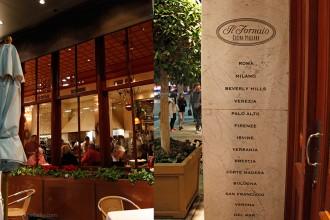 Il Fornaio Restaurant