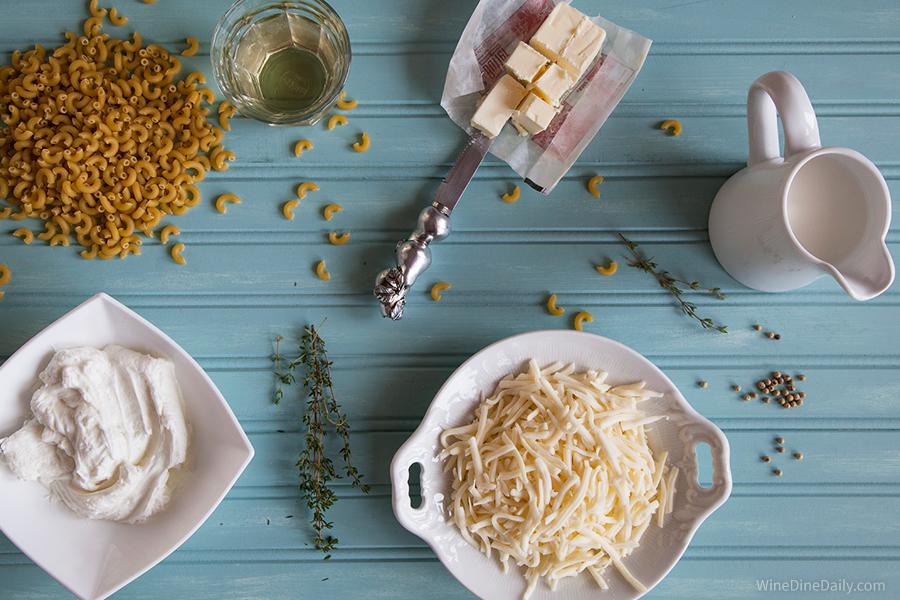 Best Macaroni Cheese ingredients