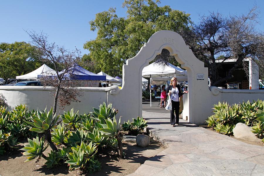 Farmers Market Santa Barbara