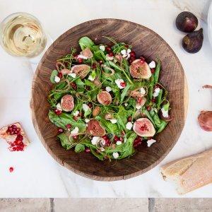 Pea Tendril Salad Fig recipe