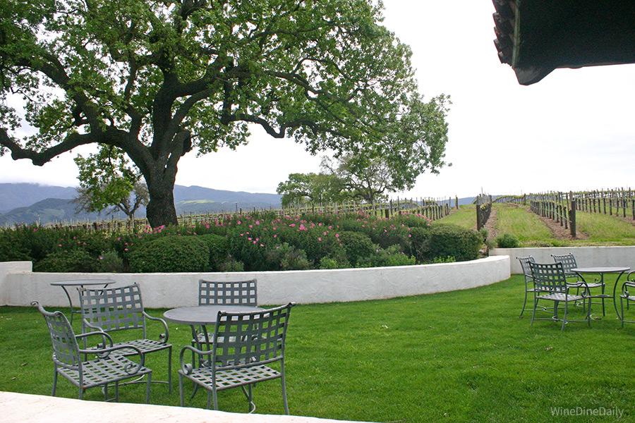 Gainey Vineyard Picnic Area