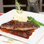 New York steak Recipe