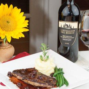 New York Steak Wine
