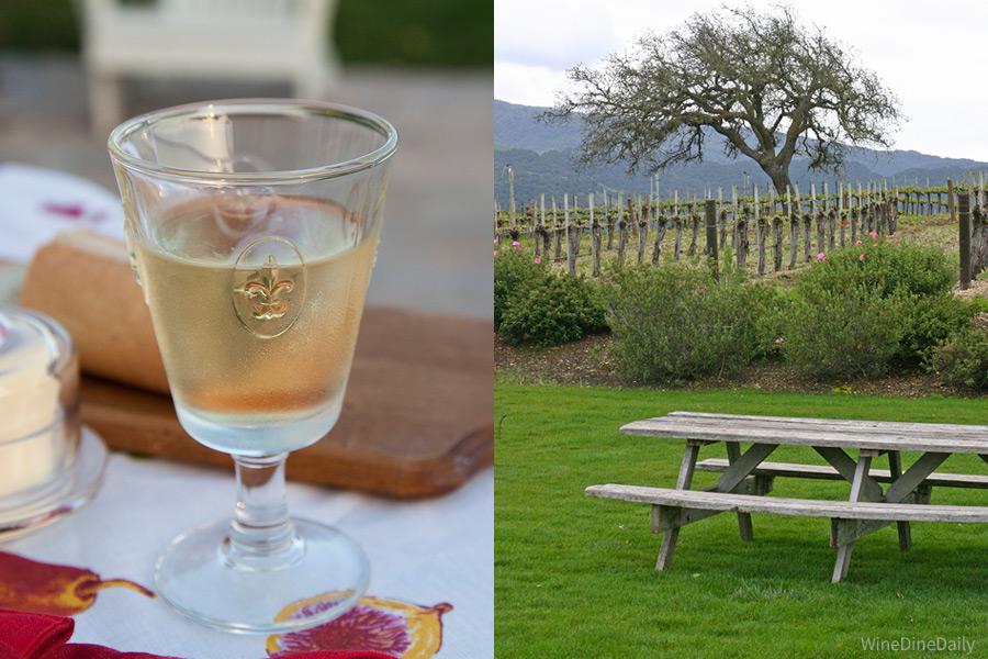 White Wine Gainey Vineyard