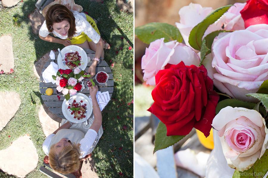 Judit Corina Brunch Flowers