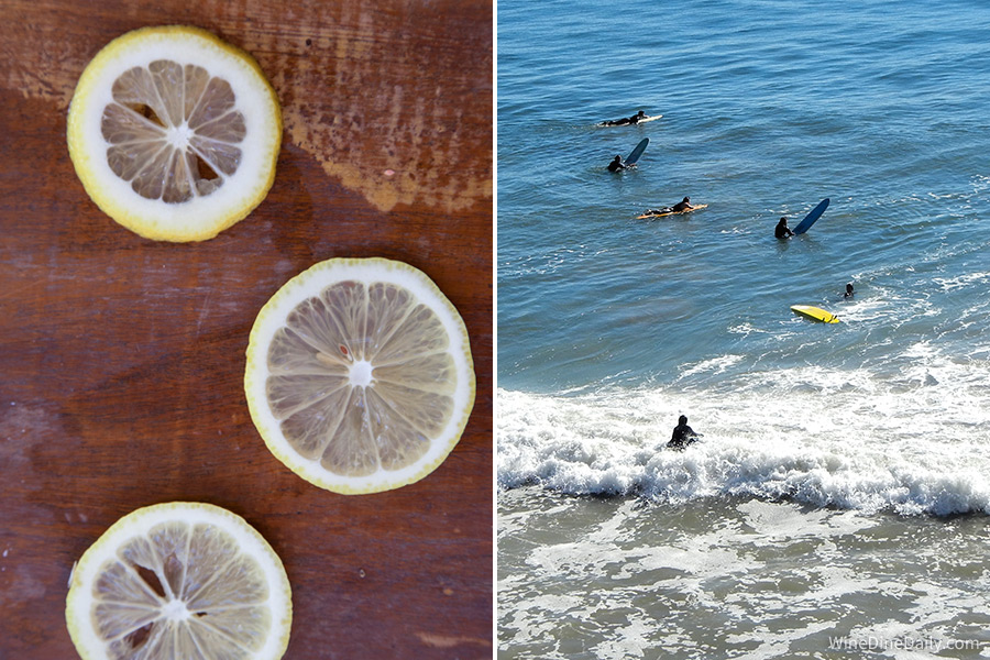 Lemon Surfers California