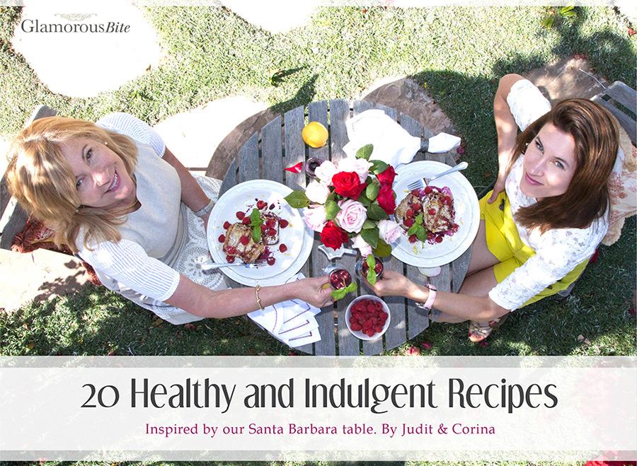Free eCookbook Glamorous Bite Recipes