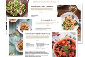 Free eCookbook Recipes EBook