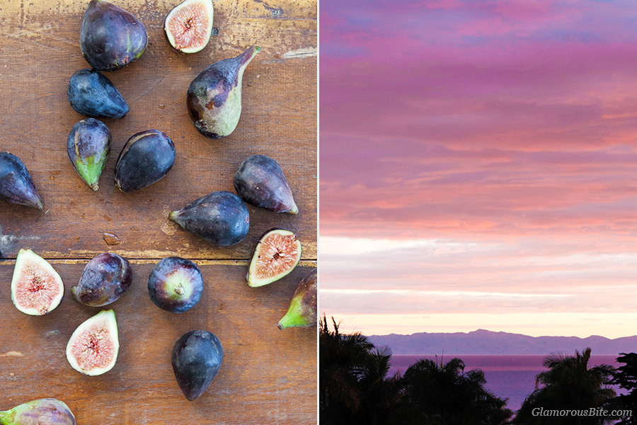 Figs Santa Barbara Sunset