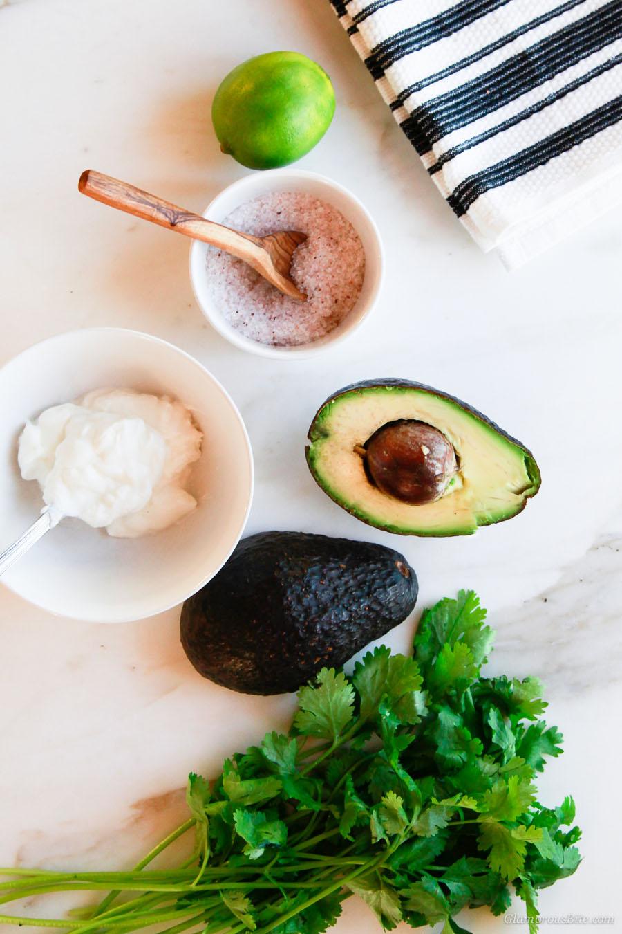 Avocado Crema Recipe Ingredients