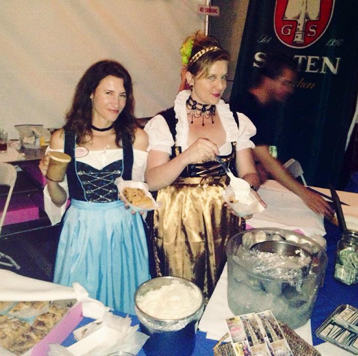 Oktoberfest Strudel Andersens