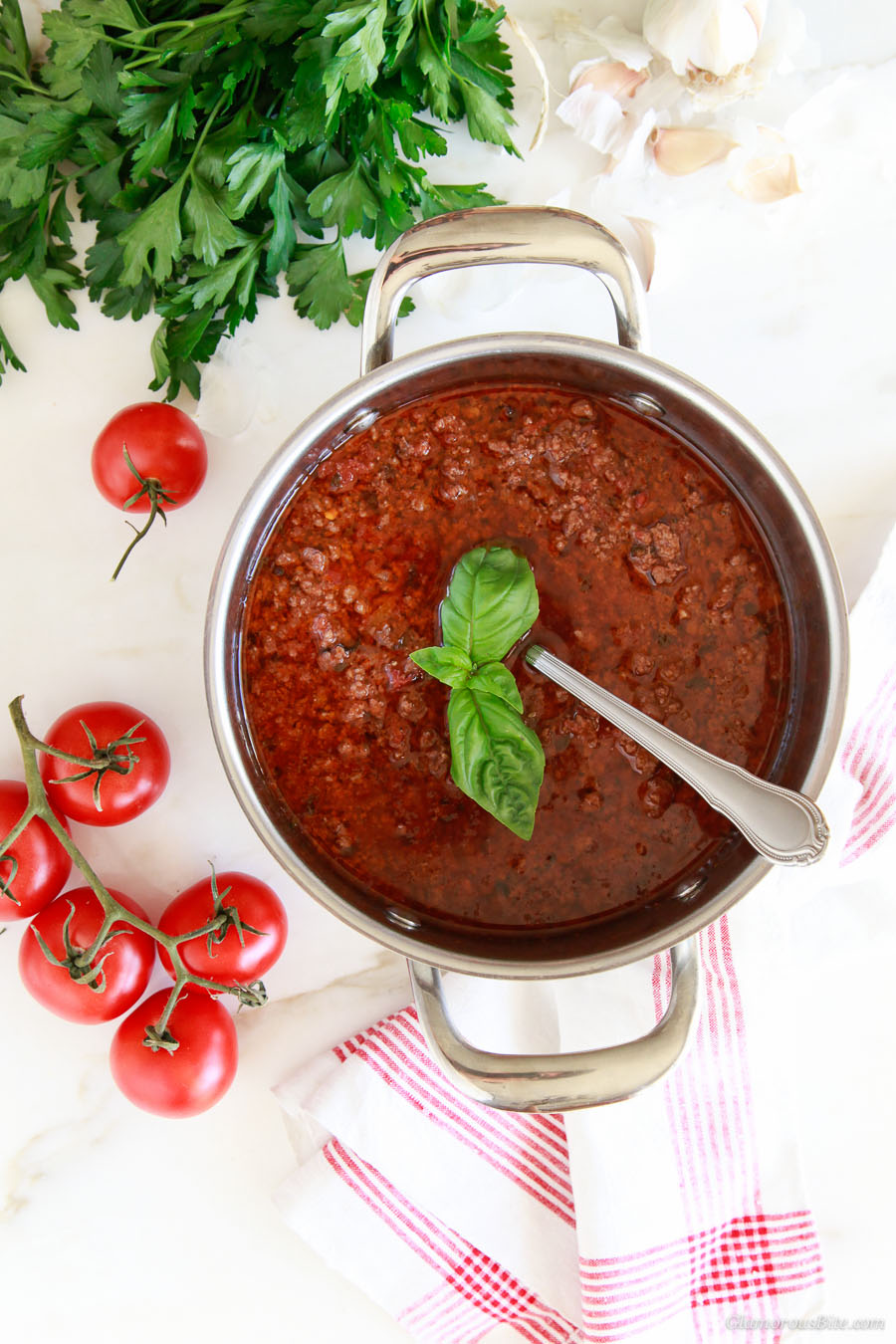 Tomato Meat Sauce Recipe