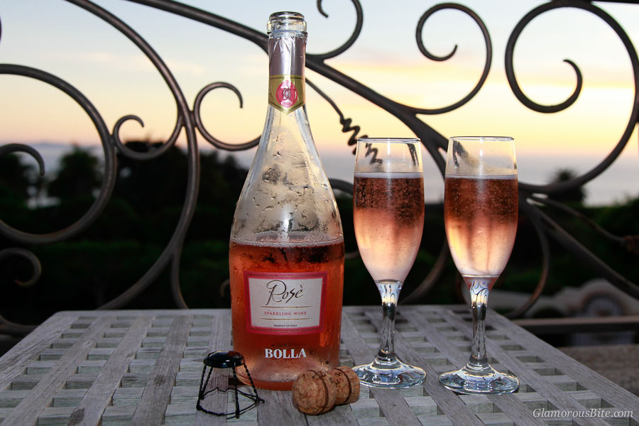 Bolla Rose Sparkling wine review