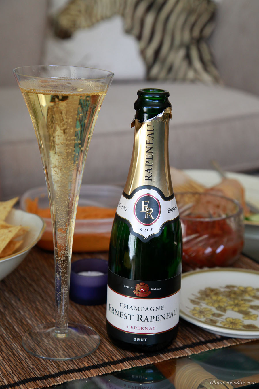 Champagne Ernest Rapeneau