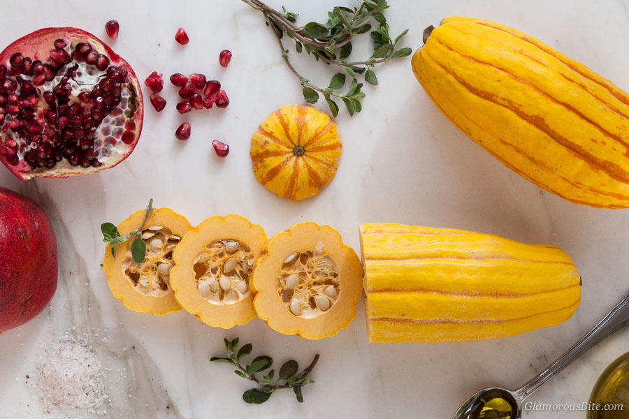 Delicata Squash Recipe Ideas