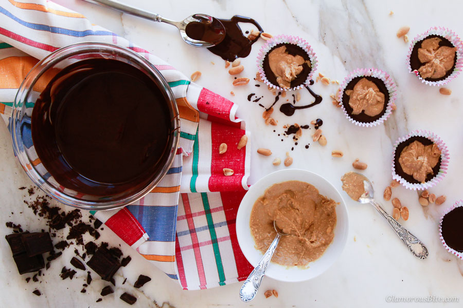 how-to-make-peanut-butter-cups