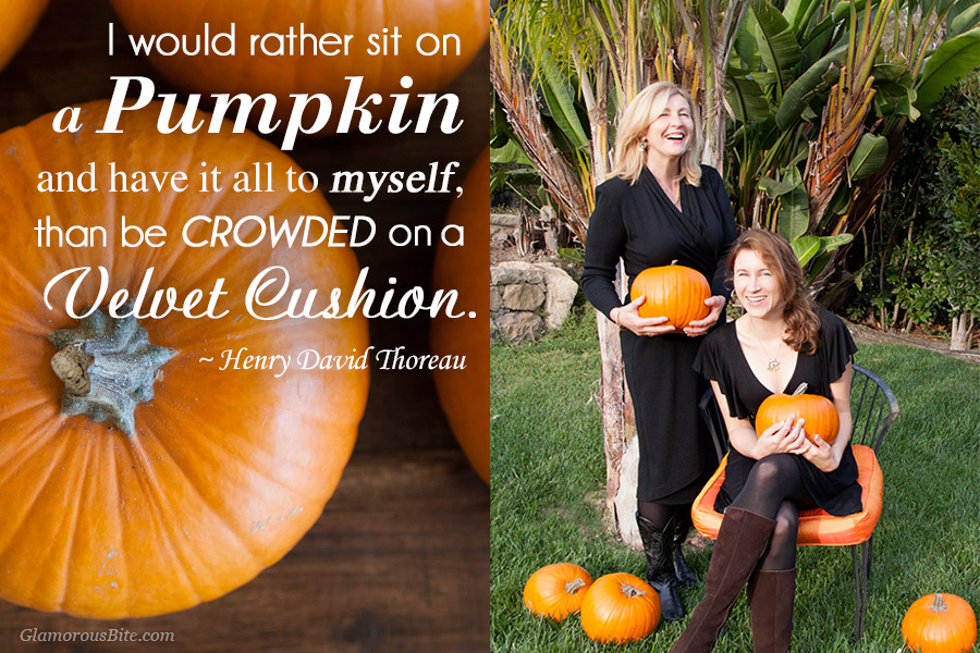 Pumpkin Quote Thoreau