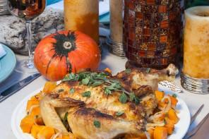 Best Roasted Chicken Curry Paprika Recipe