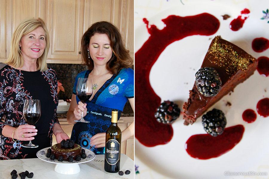 Fergalicious Chocolate Cake Judit Corina