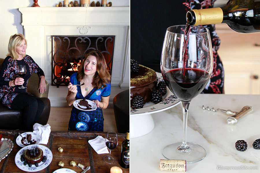 Fergalicious Food Wine Pairing