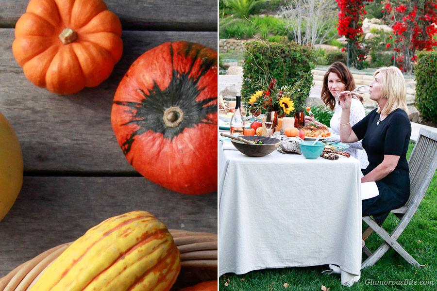 Pumpkins Judit Corina Garden dinner